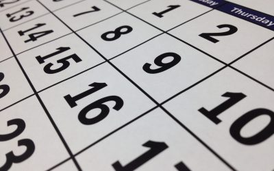 Gemeindekalender auf einem Blick