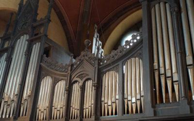 20.09: Konzert für Saxophonquartett und Orgel